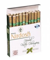 NIRDOSH HERBAL CIGARETTES PAQUETE DE 20 CIGARRILLOS