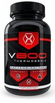 V800 THERMOGENIC 60 CAPSULAS