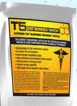 T5 FAT BURNERS 28 PARCHES