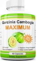 GARCINIA CAMBOGIA MAXIMUM 3000 MG 60 CAPSULAS