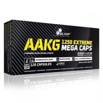 AAKG 1250 EXTREME 120 CAPSULAS