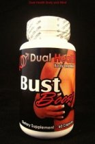 BUST BOOST BREAST ENHANCEMENT 60 CAPSULAS