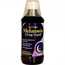 LIQUID NATROL MELATONIN 237 ML
