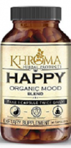HAPPY ORGANIC MOOD 60 CAPSULAS