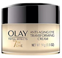OLAY ANTI AGING TRANSFORMING EYE CREAM 14 GRAMOS
