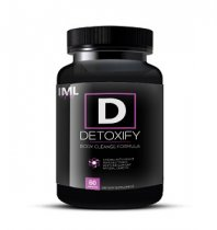 DETOXIFY BODY CLEANSE 60 CAPSULAS