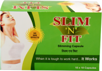 SLIM N FIT 100 CAPSULAS