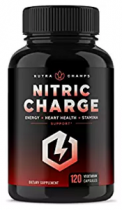 NITRIC CHARGE 120 CAPSULAS