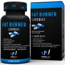 FAT BURNER SUPERIOR 120 CAPSULAS
