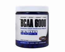 BCAA 6000 AMINO ACIDS 180 TABLETAS