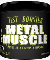 METAL MUSCLE 20 CAPSULAS