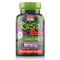 KUSH RUSH FAT BURNER 60 CAPSULAS