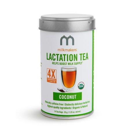 Milkmakers té Lactancia coco 14 Conde