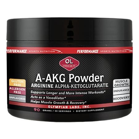 Olympian Labs Performance Sports Nutrition A AKG 3 G 0.2 Lb