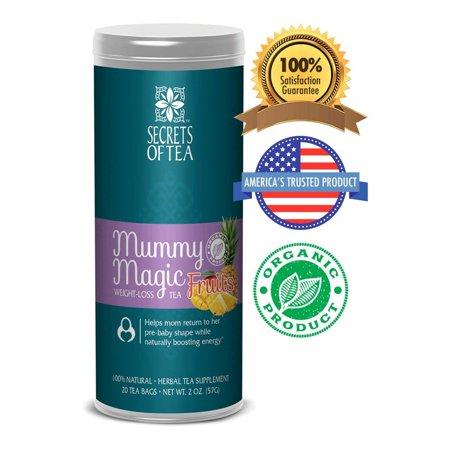 Mummy Magic pérdida de peso después del parto fruta Tea- bajar de peso durante la lactancia desde el creador original de té d