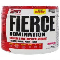 FIERCE DOMINATION PRE WORKOUT 250 GRAMOS