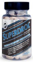 SUPERDROL PROHORMONE 42 CAPSULAS