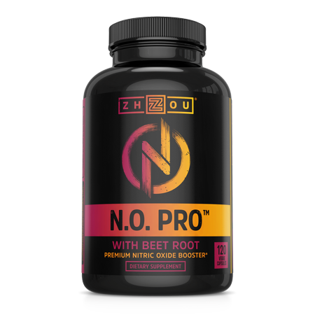 Zhou Nutrition NO Cápsulas PRO 120 Ct