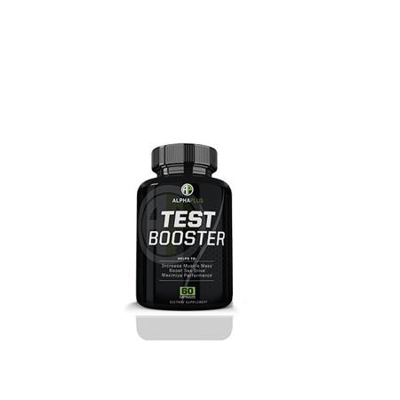 Alpha Plus Booster prueba - aumentar la masa muscular - maximizar el rendimiento - Mejora de la Fórmula