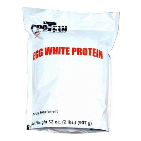Clara de huevo de proteínas en polvo 2 libras - 30 Porciones