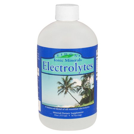 Eidon - electrolitos líquidos - 18 oz. (533 ml)