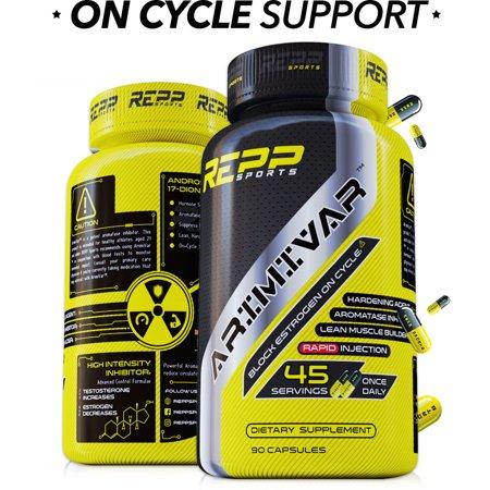 Repp Sports Arimivar - Anti - Aromatase Estrogen Blocker
