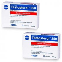 TESTOSTEROL 2 CAJAS X 30 CAPS