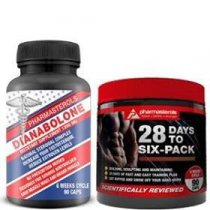 PACK MUSCULO DEFINIDO 2 PRODUCTOS