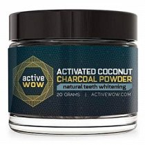ACTIVE WOW CHARCOAL POWDER 20 GRAMOS