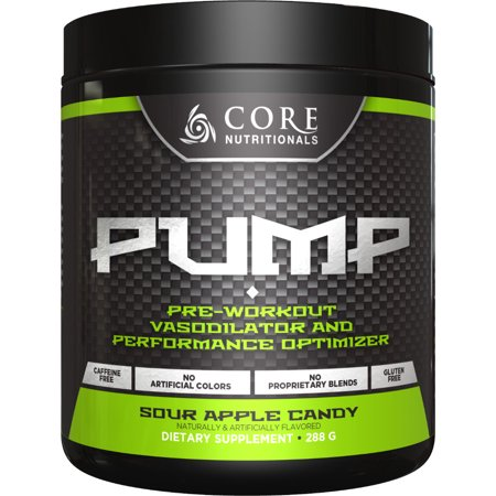 Core Nutritionals Pump - 28 Servings Pineapple Strawberry (Nitric Oxide)