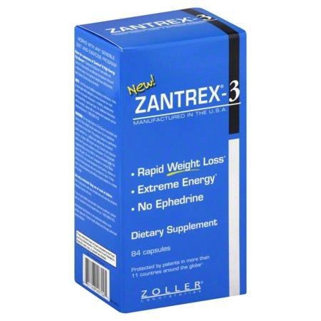 Zantrex-3 84 Ct