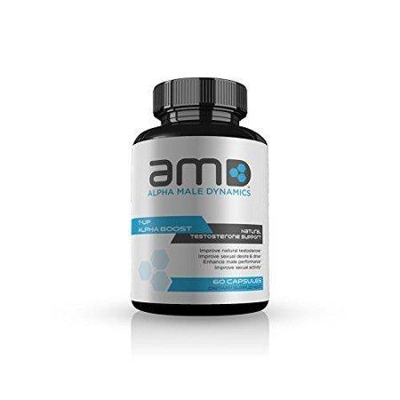 Alpha Male Dynamics Booster prueba - Aumentar Masa Muscular - maximizar el rendimiento