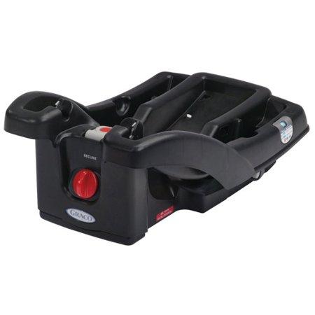 Graco SnugRide Haga clic en Conectar LX infantil base del asiento de coche Negro