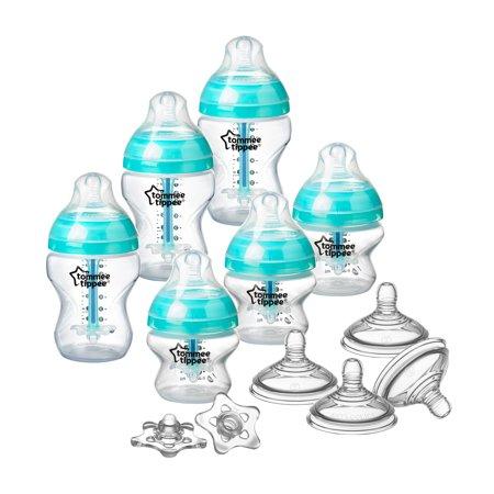 Tommee Tippee Advanced Anti-Cólico Conjunto de botella recién nacido