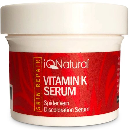 Vitamin K Spider Vein Treatment Cream