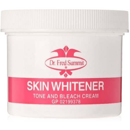 Dr Fred Summit Skin Whitener Tone - Bleach Cream 120 ml