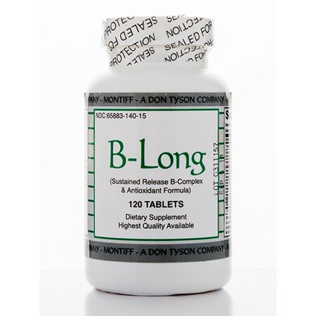 B-Long - 120 Tablets by Montiff