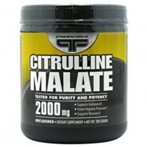 CITRULLINE MALATE 200 GRAMOS