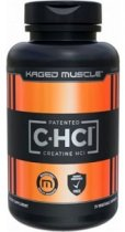 CREATINE HCL BY KAGED MUSCLE 75 CAPS