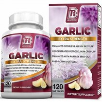 GARLIC 120 CAPS
