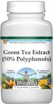 GREEN TEA EXTRACT 30 GRAMOS