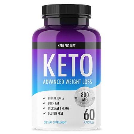 Keto Pro dieta 60 Caps