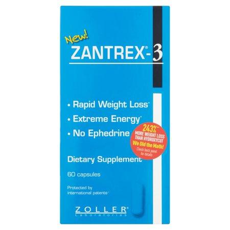 Zantrex 3 60 Caps